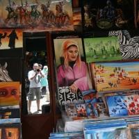 Souk - Marrakesch - Selbstporträt