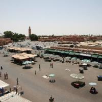 Djemaa el Fna - Marrakesch