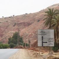 Richtung Ouazazarte