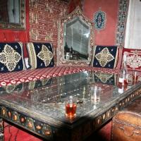 Berber Teppichladen - Ouazazarte
