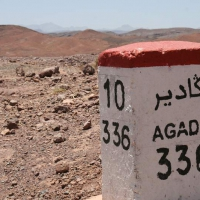 Agadir 336 km