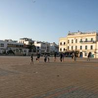 Essaouira - Place Moulaiy Hassan