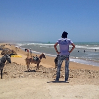 Sidi Kaouki - Strand