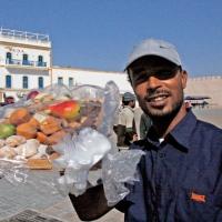 Essaouira -Place Moulaiy Hassan
