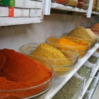 marokkanische Gewürze