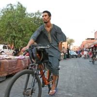 Gasse Marrakech