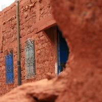 Lehmdorf Marokko