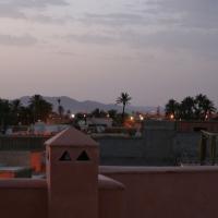 Abend - Marrakesch