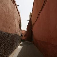 Gasse in der Medina