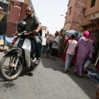 Marrakech Markt