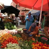 Marrakesch Markt